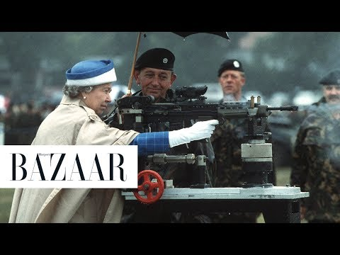 Queen Elizabeth's Insipring Life Story