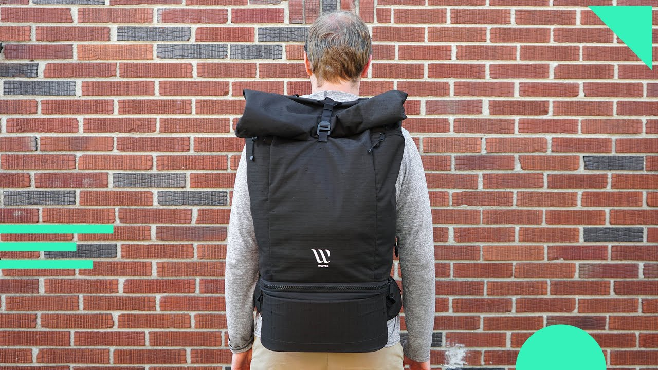 WAYKS ONE Travel Backpack Review (2 Weeks of Use)