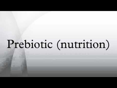 Prebiotic (nutrition)
