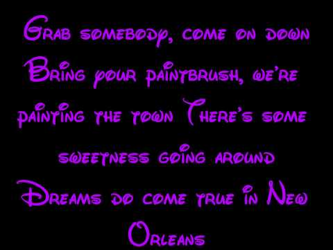 Down In New Orleans (Finale) - The Princess And...