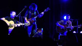 Emergency 72 performed live by Turin Brakes at Canary Wharf, London, 29th Sept 2010