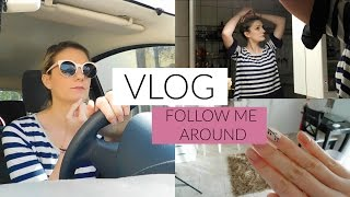 Vlog: Follow me around #3 & GIVEAWAY | Marinelli