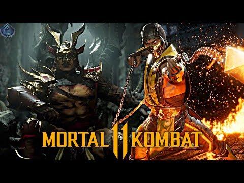 Mortal Kombat  - Confirmed Characters, In-Game Screenshots, Beta Release Window!