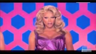 HD Derrick Berry vs Robbie Turner Lip Sync beattle - Love it - Rupaul's Drag Race Season 8