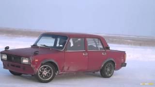Красное кольцо Winter Drift Battle-2016 Красноярск. 2-ой этап.