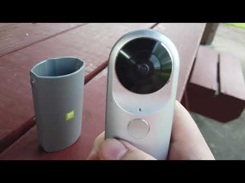 LG 360 Camera Review