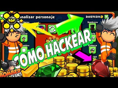 [TUTORIAL] COMO HACKEAR BOMBER FRIENDS 2018