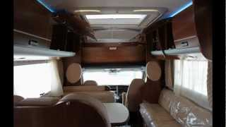Видео обзор VIP автодома LAIKA KREOS 5001SL