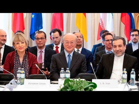 Expert: Major countries explore ways to save Iran nuclear deal together