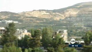 أخبار عربية - عوائل نازحة تفترش الحدائق والأرصفة بدمشق وتتخذها مسكنا