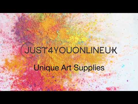 Unique Glitter Art Supplies and Epoxy Resin Coaster Moulds to make your Artwork sparkle