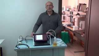 видео обзор счетчика частиц PAMAS S-40 Стандарт