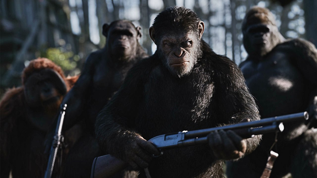 Download 'War for the Planet of the Apes' Final Official Trailer (2017)