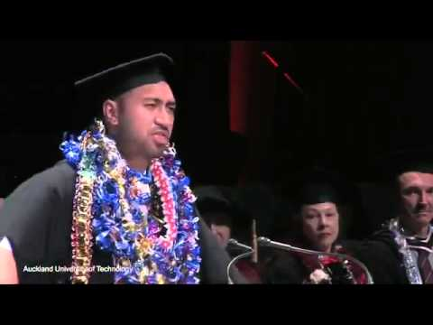 Pacific Island student delivers moving graduation speech