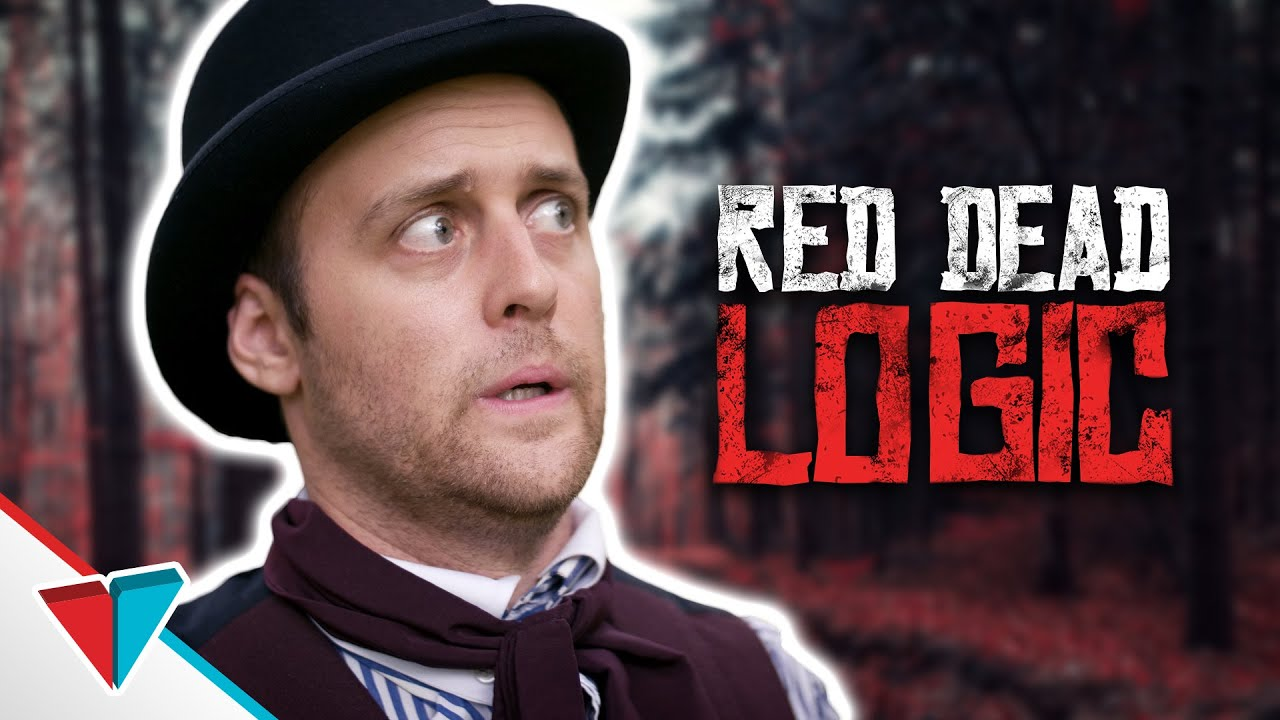 Getting caught by a Witness in Red Dead Redemption 2 - Witness