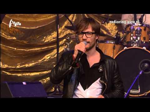AVRO Gouden RadioRing 2013: De Marconi Award voor Aanstormend Talent.
