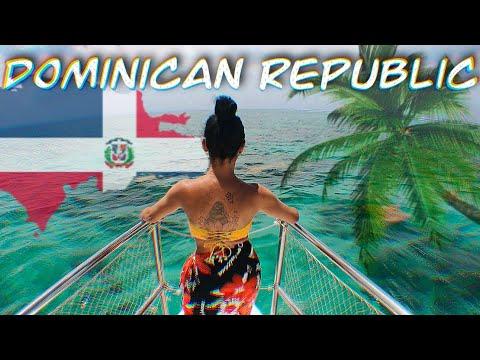 Dominican Republic Family Vacation Hotel RIU Bambu Punta Cana VLOG
