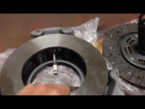 Ford Jubilee Project Clutch Replace Youtube