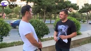 """Hacı Mazan """"Xəzər Xəbər""""in əməkdaşlarına hücum etdi, ev sahibini döydü – Polis araşdırma aparır"""