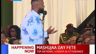 Governor Joho's speech during the Mashujaa Day celebrations in Mombasa