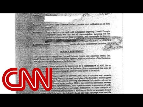 CNN obtains copy of former Trump World Tower doorman's agreement
