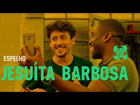 Jesuíta Barbosa e Lázaro Ramos | Espelho