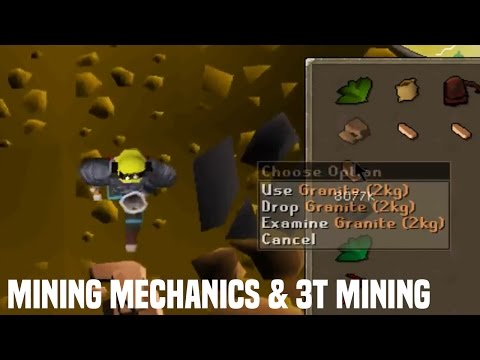 In-depth 3-tick Mining Guide (Quarry/Iron)