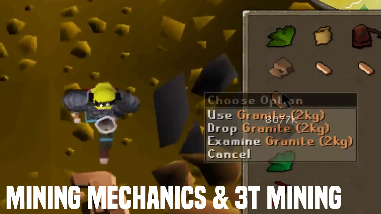 OSRS Mining Guide 1 to 99 (Click here for Best methods 2018)