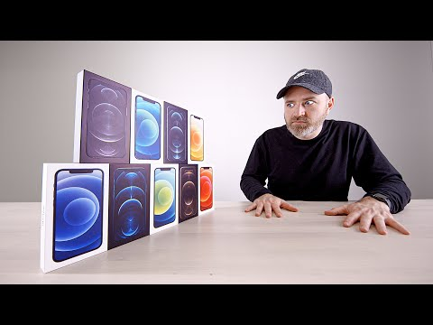 Unboxing EVERY iPhone