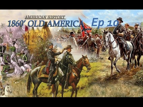 [10] Short Lived Victory - 1860 Old America: M&B Warband