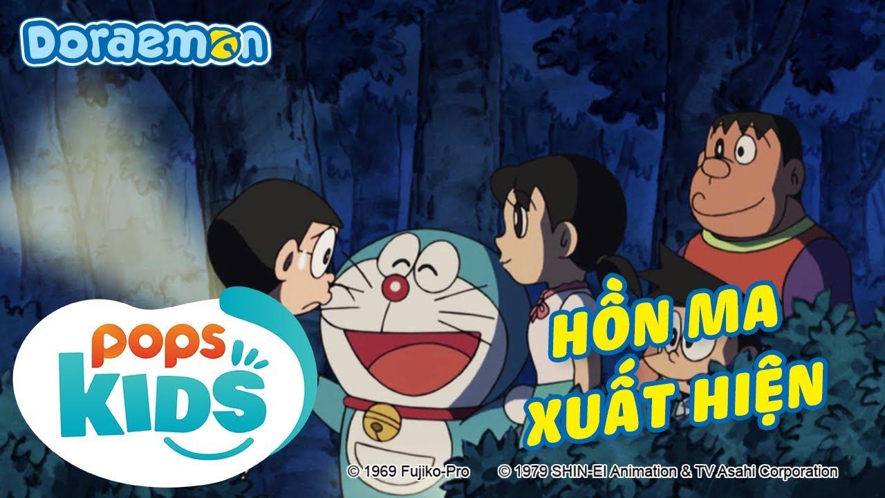 [S7] Doraemon Tập 332 – Hồn Ma Xuất Hiện – Hoạt Hình Tiếng Việt