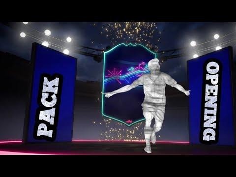 Pack Opening Premiações SB e Weekend League vários telões e OTW