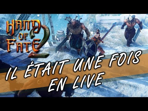 HAND OF FATE 2 : une session super tendue