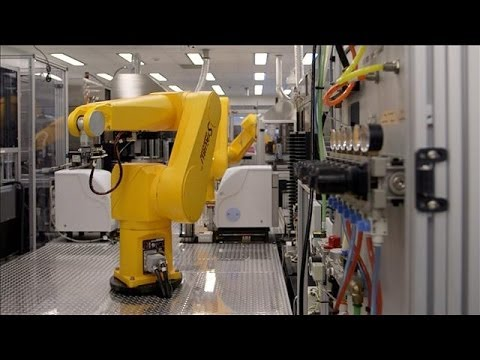 This Robot Is Changing How We Cure Diseases