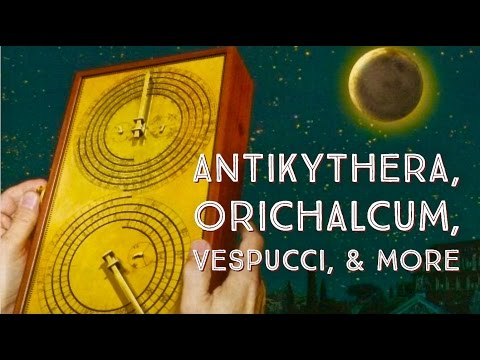 Atlantis, Orichalcum, & The Antikythera Mechanism - Ancient Ocean Mysteries