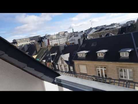 Our apartment in Luxembourg rented through Airbnb