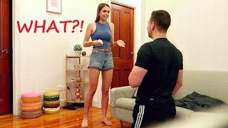 Proposing to my Girlfriend PRANK - GONE WRONG!!! thumbnail