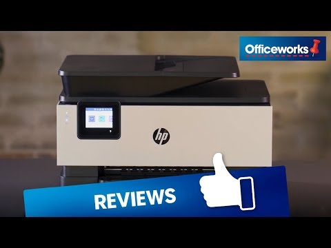 HP OfficeJet Pro Range 2019 Review