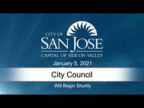JAN 5, 2021 | City Council