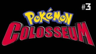 Twitch Livestream | Pokémon Colosseum Part 3 [Gamecube]