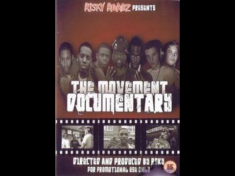 RISKY ROADZ PRESENTS - THE MOVEMENT DOCUMENTARY FULL DVD FIRST RELEASED 2006