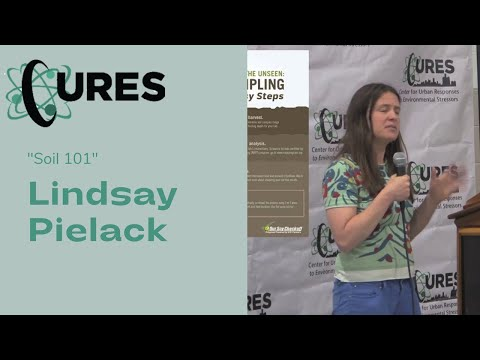 "LIndsay Pielack, ""Soil 101: Good Practices for Growing in Detroit Soils"""