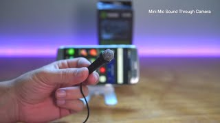 $4 Mini Microphone - Karaoke