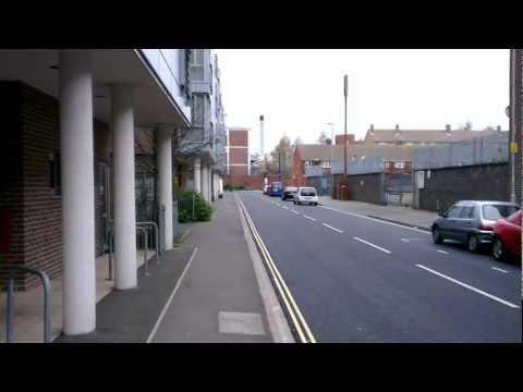 Warning Sirens Test in Portsmouth, UK (Dockyard)
