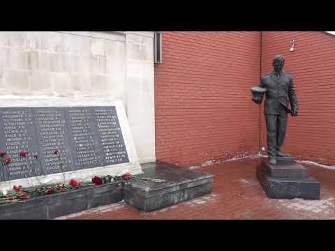 В Самаре почтили память погибшим в здании ГУВД 21 год спустя