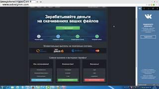 file-seven.com  платят за скачивание, как заработать на файлообменниках