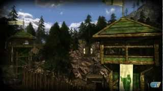 Lord of the Rings Online: Riders of Rohan - Developer Diary: Rohan Landscape