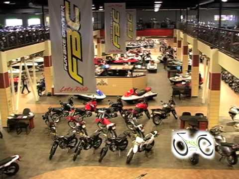 Fun Bike Center - YouTube