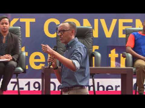 YouthConnekt Convention 2017 | Kigali, 17 December 2017