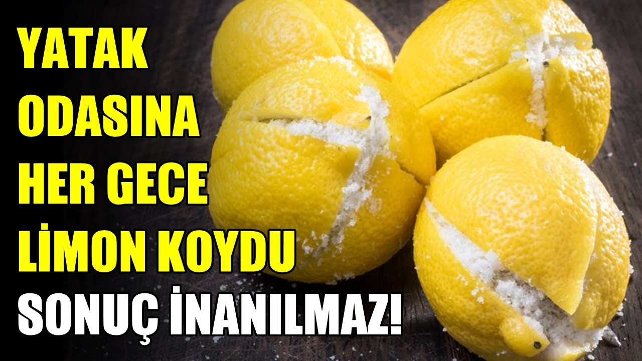 Limonun Saça Faydası Var mı